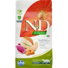 FARMINA N&D Feline PUMPKIN Duck/Cantaloupe melon Adult 1,5 kg